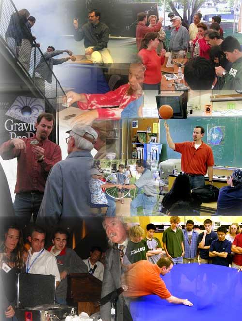 Classroom Technology Ideas ~ Gravity probe b resources