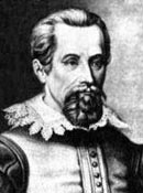 Painting of Kepler