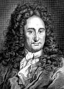 Painting of Leibniz