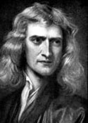 Painting of Newton