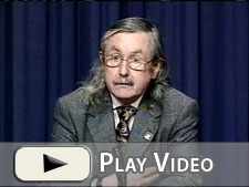 Video clip of Francis Everitt discussing the importance of making another test of Einstein's general theory of relativity.