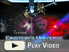 Video clip excerpted from the movie, 'Testing Einstein's Universe,' describing Gravity Probe A, a 1976 experimental test of the gravitational redshift effect.