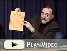 Video clip of physicist Kip Thorne explaining the missing inch.