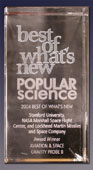 Popular Science Magazine, 2004 Best of What's New in Aerospace award.