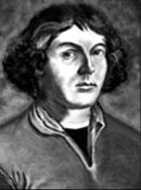 Painting of Copernicus