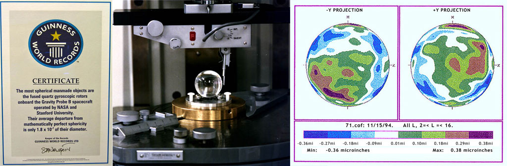 Gravity Probe B — Extraordinary Technologies